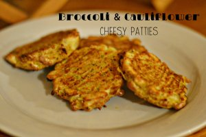 broccoli cauliflower cheesy patties ingredients 1 2 head of broccoli 1 ...