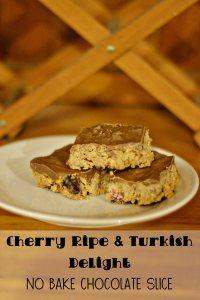 Cherry Ripe Chocolate Recipe